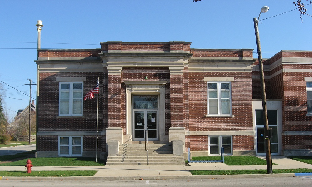 Montpelier Library building